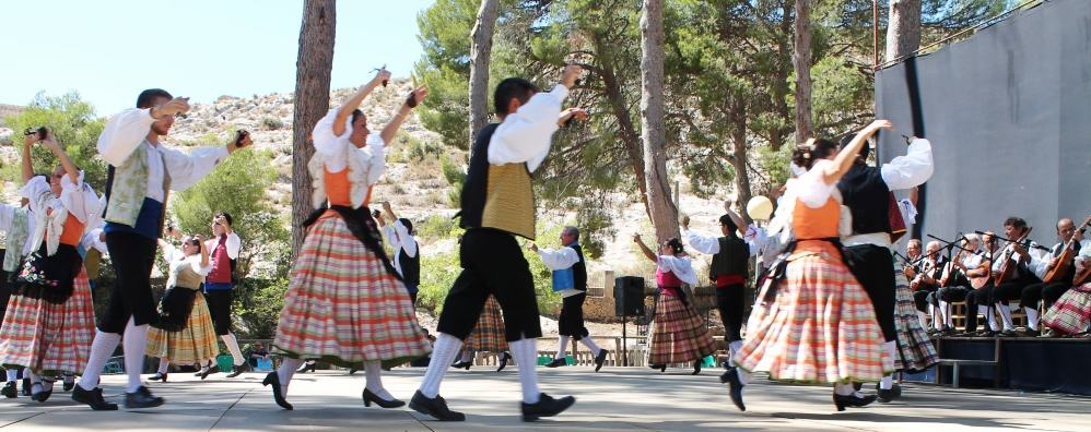 Festival de Folklore 2017 en Villena