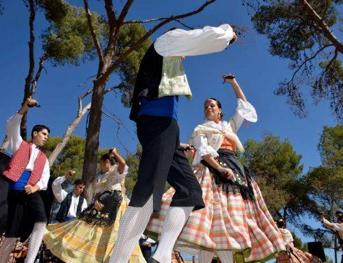 XXVII Festival de Folklore 2017 en Villena – Programación y Dónde Alojarse