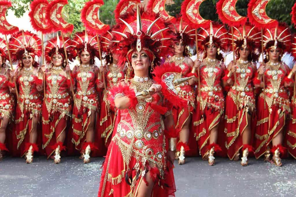 fiestas moros y cristianos de Villena 2018