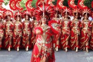 fiestas de moros y cristianos de Villena 2018