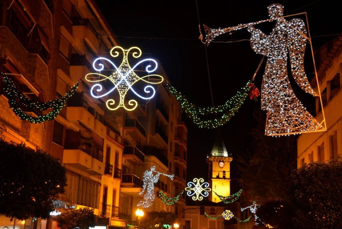 Planes de navidad en Villena